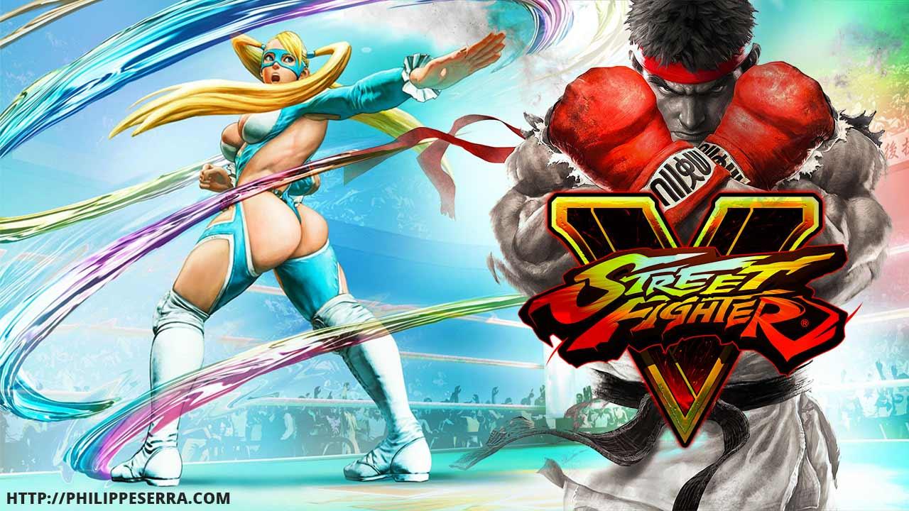 Philippe Serra Street Fighter V
